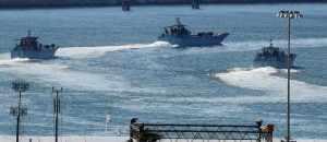 Israël a intercepté un bateau de militants anti-blocus au large de Gaza