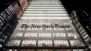 Tout ne fait que commencer : The New York Times annonce le début de l'effondrement américain
