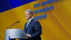 Petro Porochenko sape la légitimité du processus électoral